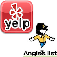 Yelp + Angie's List